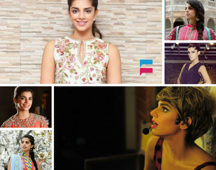 Sanam Saeed - Pakistan Female model