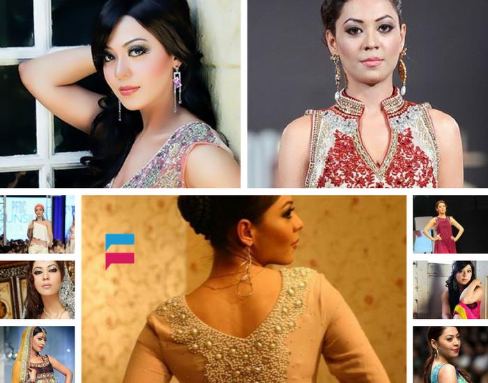 Zeba Ali - Pakistan Female model