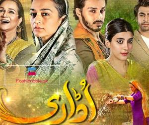 Pakistani New Drama Serial Udaari on Hum TV