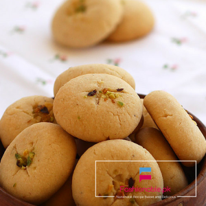 Nankhatai Recipe Sweet and Delicious