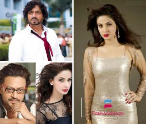 Saba Qamar Debut In Bollywood Upcoming Movie With Irfan Khan