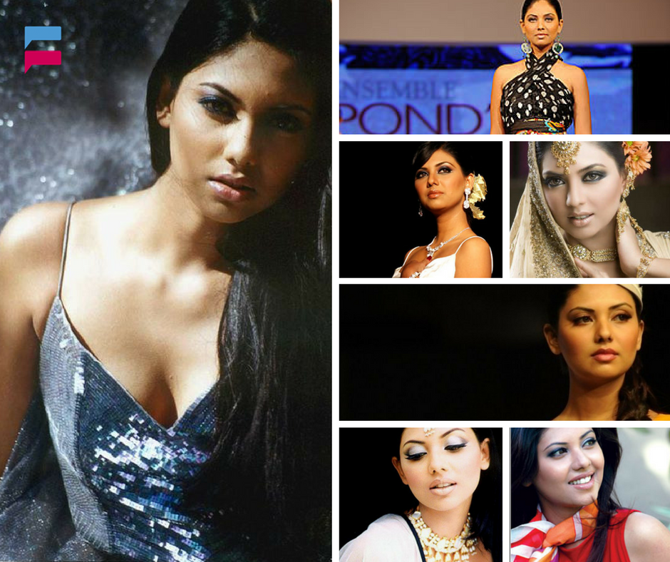 Sunita Marshall - model biography