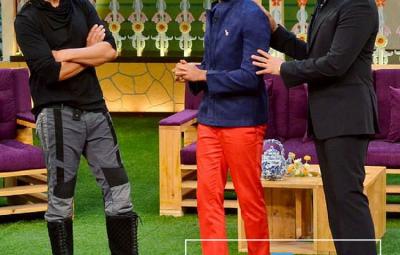 The Kapil Sharma Show - 15th May 2016 - Akshay Kumar, Abhishek Bachchan, Chunky Pandey, Jackie Shroff, Ritesh Deshmukh