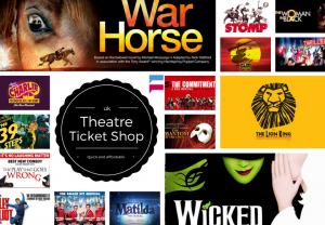Top Selling Theatre Shows in UK – London Musical Shows