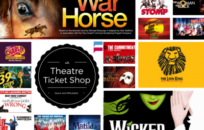 UK Theatre tickets - musical show buy online