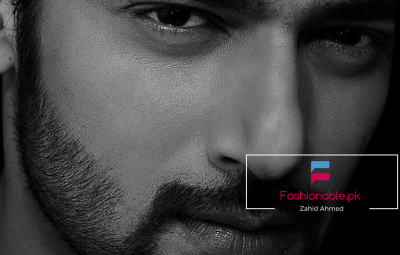 """The Young And Talented Actor & Style Icon """"Zahid Ahmed"""""""