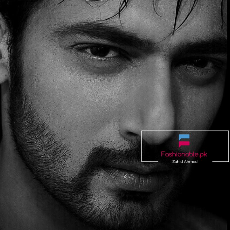"The Young And Talented Actor & Style Icon ""Zahid Ahmed"""
