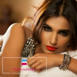 Amna Ilyas Sexy & Sizzling Pakistani Model