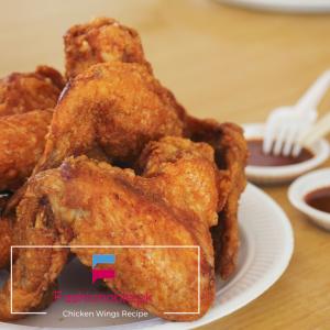 Chicken Wings Recipe Easy & Tasty
