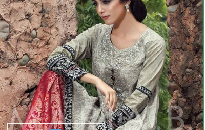 Maria-B Latest Lawn Eid Collection 2016
