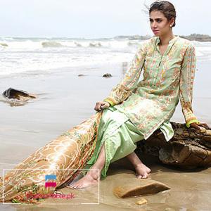Nida Azwer Summer Lawn Collection for Eid UL Fitr 2016