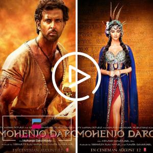 """""""Mohenjo Daro"""" An Upcoming Adventure-Romance Movie"""