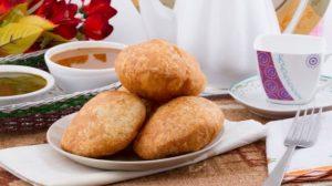 Recipe Of Aloo Ki Bhaji And Kachoria