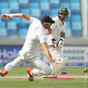"""Pakistan VS England Test Series Mega Event, Pakistan Returns To Lords Stadium """"All Eyes On Amir"""""""