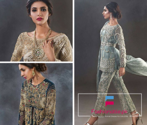 Nadia Farooqui Wonderful Formal Dresses For Girls 2016