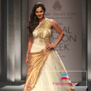 Sania Mirza In The List Of Best Dressed Sports Persons