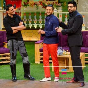 The Kapil Sharma Show Episode 8 – Sony TV