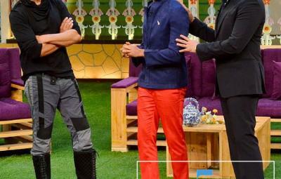 The Kapil Sharma Show - 21st May 2016 - Akshay Kumar, Abhishek Bachchan, Chunky Pandey, Jackie Shroff, Ritesh Deshmukh