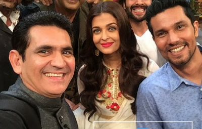 The Kapil Sharma Show - 8th May 2016 - Aishwarya Rai Bachchan, Randeep Hooda, Omung Kumar