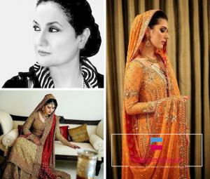 Top Pakistani Fashion Designer Bunto Kazmi