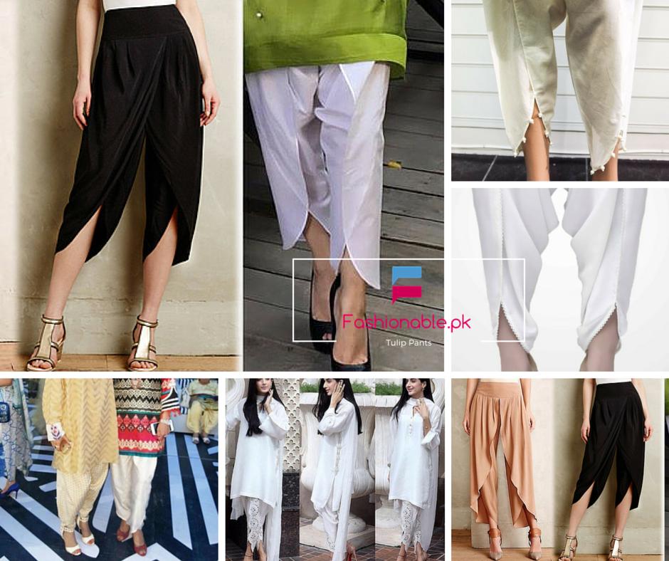 Tulip pants designs