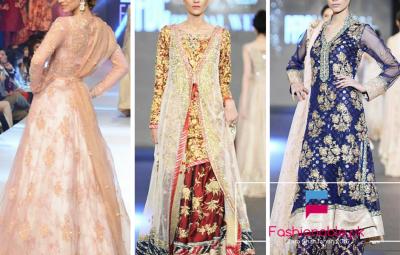 Zara Shah Jahan Bridal 2016