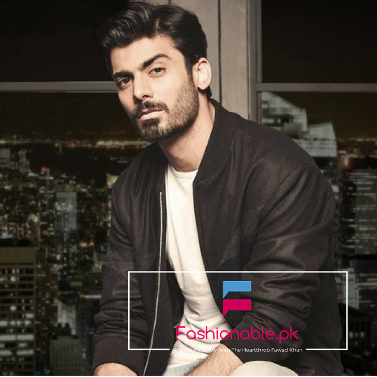 A Short Interview With The Heartthrob Fawad Khan