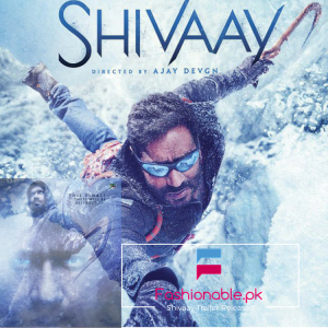 New Upcoming Movie 'Shivaay' Trailer Released