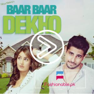 Baar Baar Dekho 2016 – Theatrical Trailer & Songs