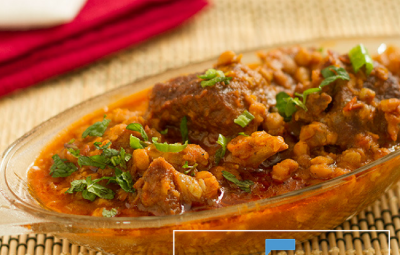 Delicious Recipe Of Daal Gosht