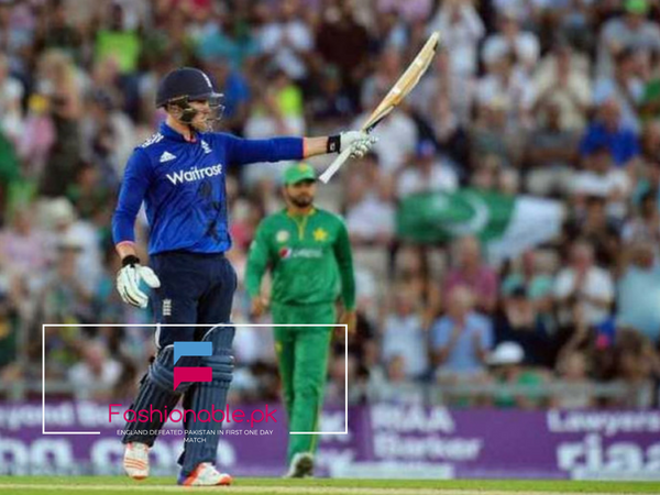 England Defeated Pakistan In First One Day Match
