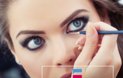 Eye Liner Is Likely To Create Vision Problems