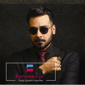 "Interview Of The Most Dashing And Creative Actor ""Faisal Qureshi"""