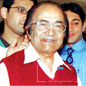 Good News Our Cricket Legend Hanif Mohammad Is Alive
