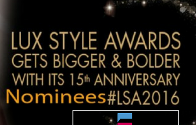 Lux Style Awards 2016 Winners List