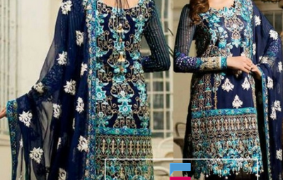 Nomi Ansari Chiffon Collection 2016