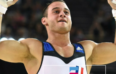 Samir Aït Saïd French Gymnast Broke His Leg While Vault Landing At RIO Olympics
