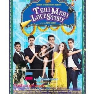 Teri Meri Love Story -2016- Official Trailer A Film By Jawad Bashir