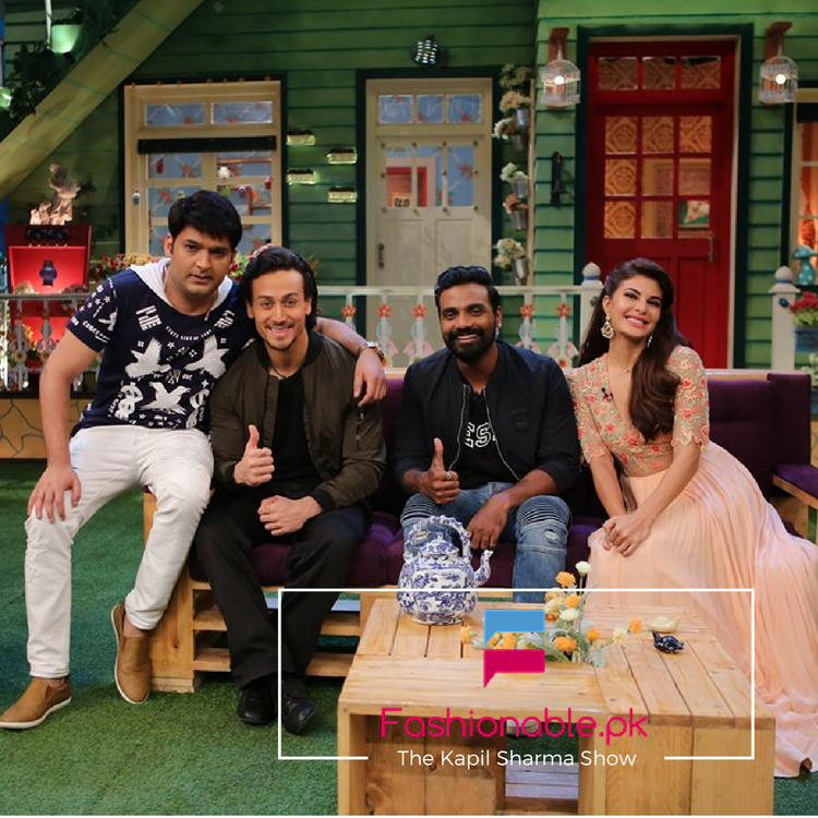 The Kapil Sharma Show - 20th August 2016 - Tiger Shroff, Jacqueline Fernandez & Remo D'Souza