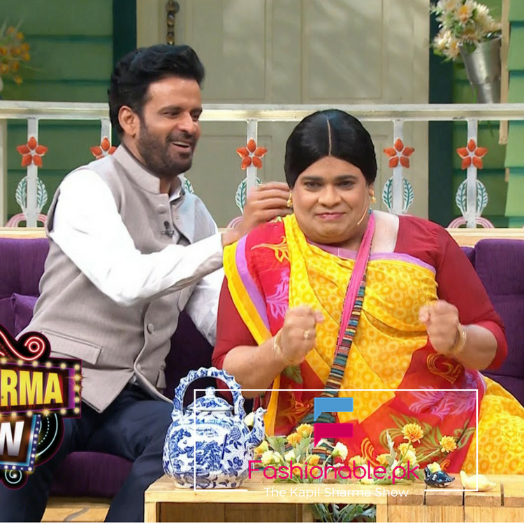 The Kapil Sharma Show - 6th August 2016 - Manoj Bajpayee & Mayur Patole