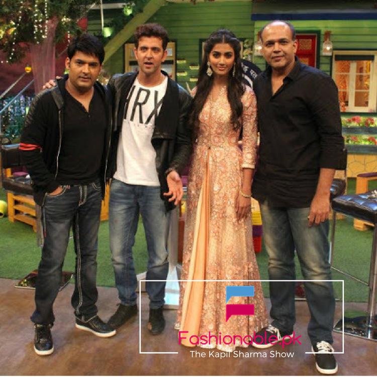 The Kapil Sharma Show - 7th August 2016 - Hrithik Roshan, Pooja Hegde, Ashutosh Gowariker