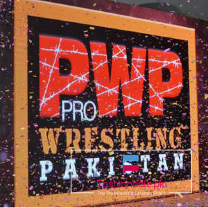 First Ever Introducing The Pro Wrestling Pakistan (PWP)