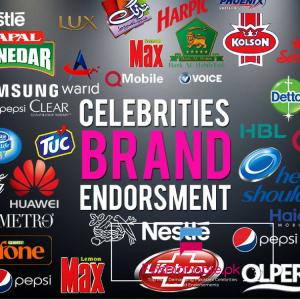 Top Most Demanding Pakistani Celebrities For Brand Endorsements