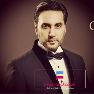Top Pakistani Celebrity 'Adnan Siddiqui' Interview