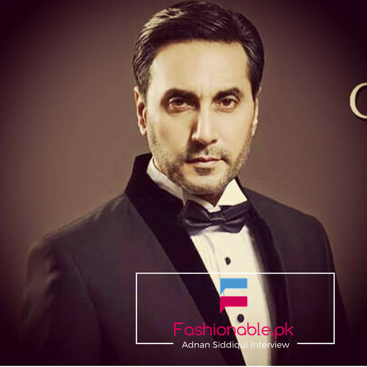 Top Pakistani Celebrity 'Adnan Siddiqui' Interview