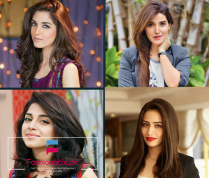 Top Talented Actresses Ruling Pakistani Drama Industry