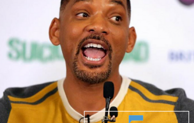 Will Smith Slams Over Trump Islamophobia