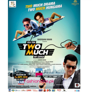 Yea Toh Two Much Ho Gayaa 2016 – Theatrical Trailer