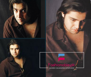 Top Pakistani Singer Ahmed Jahanzeb Interview