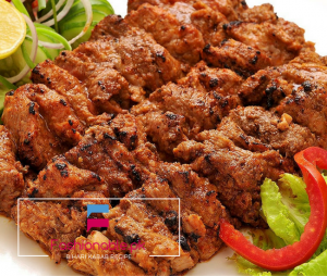 Traditional And Peppery Recipe Of Bihari Kabab